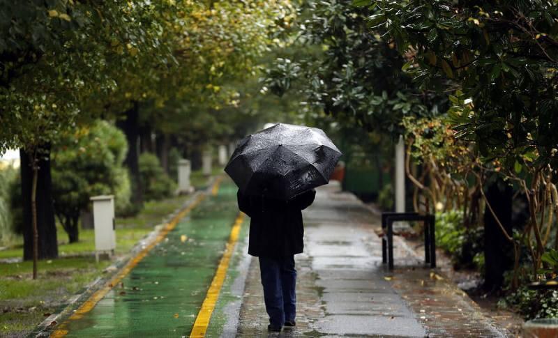 تداوم بارش های کشور تا آخر این هفته