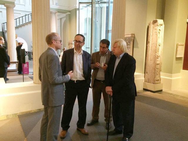 تمرکز ویژه موزه 333 ساله انگلیس بر مجموعه های ایرانی