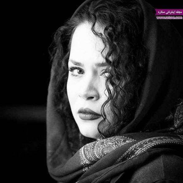 از چشم افتادن ملیکا شریفی نیا