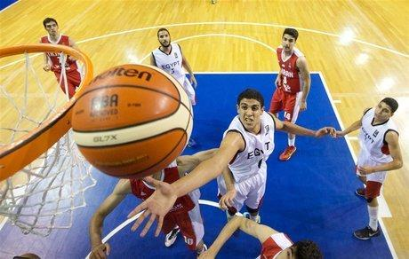 پیروزی بسکتبالیست های امید برابر تیم هند