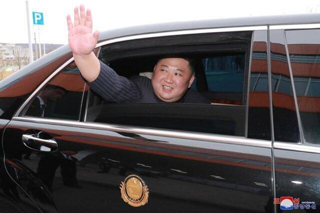 ماجرای تصویر جسد رهبر کره شمالی چیست؟ ، خبرهای ضد و نقیض از رهبر کره شمالی ، اون از پیونگ یانگ خارج شد؟