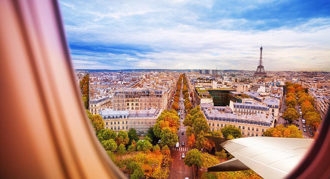 شروع مجدد سفرهای درون قاره ای فرانسه