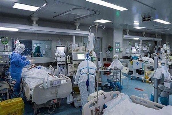تخت های آی سی یو بیماران کرونا در بیرجند پر شد