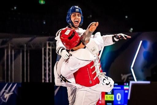 رنکینگ المپیکی تکواندوکاران در ماه جولای اعلام شد ، صعود هادی پور و مردانی