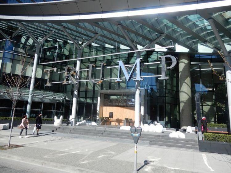 اعلام ورشکستگی هتل ترامپ
