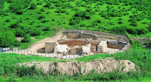 بازدید مجازی از بقایای استحکامات دیوار عظیم گرگان فراهم شد