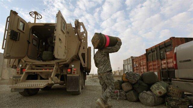 ائتلاف آمریکایی تعداد نیروها و ماموریت آنها در عراق را تشریح کرد