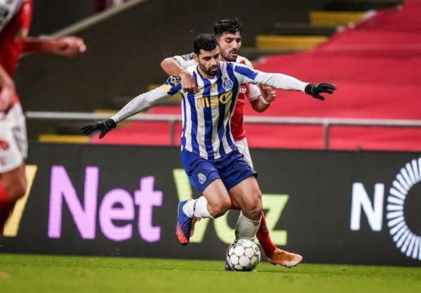 طارمی بهترین بازیکن هفته هجدهم لیگ برتر پرتغال شد