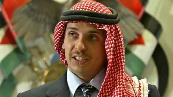 خبرنگاران ولیعهد سابق اردن به پادشاه اعلام وفاداری کرد